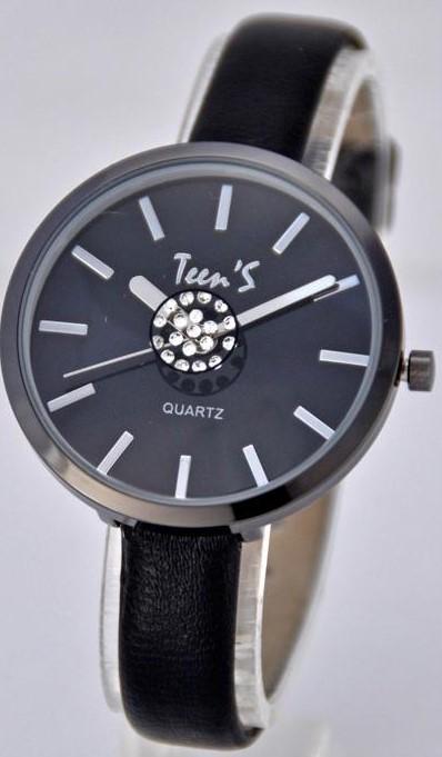 ТИК-ТАК н718 черные/черн.корп