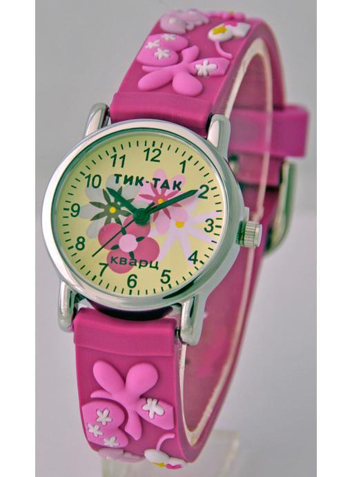 ТИК-ТАК н101-2 цветы