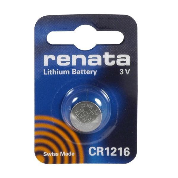 ЭЛЕМЕНТЫ RENATA CR1216