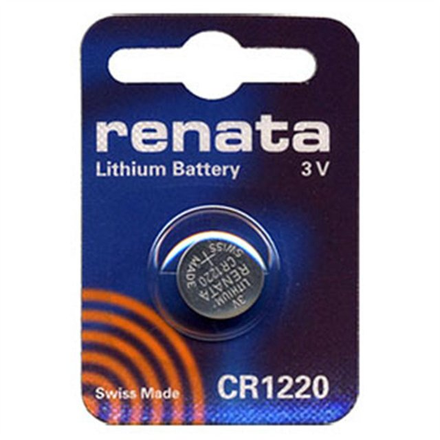 ЭЛЕМЕНТЫ RENATA CR1220