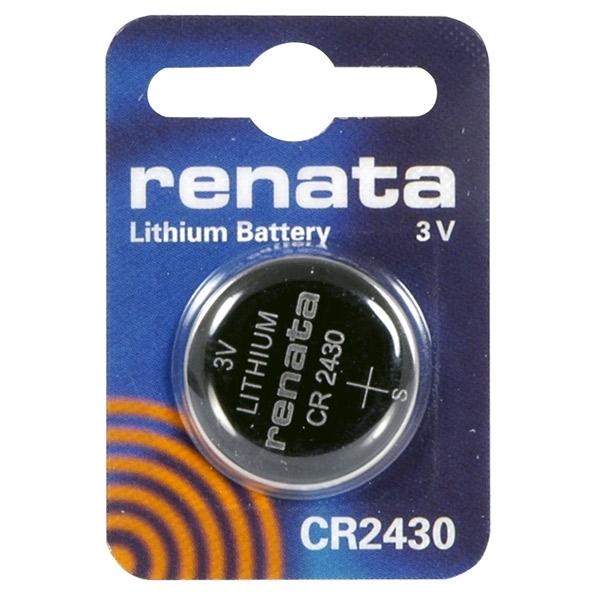 ЭЛЕМЕНТЫ RENATA CR2430