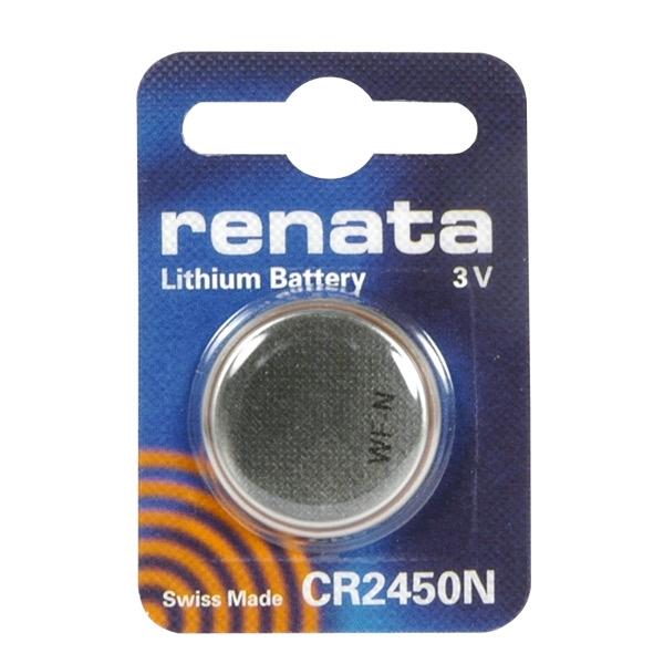 ЭЛЕМЕНТЫ RENATA CR2450N