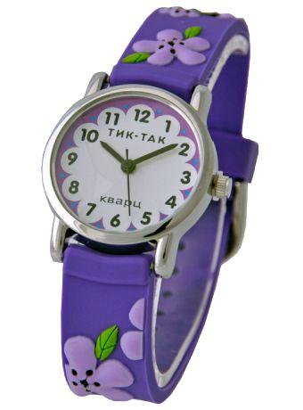 ТИК-ТАК н101-2 цветы фиолет