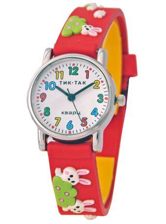 ТИК-ТАК н101-2 красные зайцы