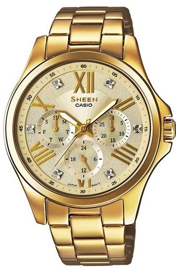 CASIO SHE-3806GD-9A